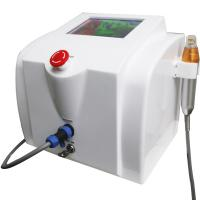 China microneedling dermaroller thermage rf skin tightening machine for sale on sale