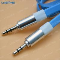 Wholesale Male to male 3.5mm plug audio cable from china suppliers
