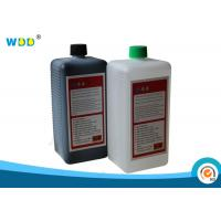 Wholesale Batch Code Printer Black Ink Fluid Anti Migration Compatible Rottweil Printer from china suppliers