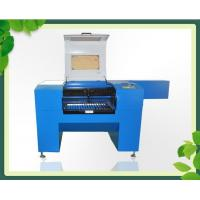 Buy cheap Full-automatic CO2 Laser Cutting Machine for Woven Label from wholesalers