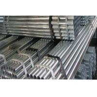 Wholesale Hollow Greenhouse Galvanized Pipe Fittings Customized Size Good Coating Toughness from china suppliers