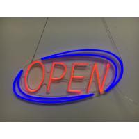 Wholesale 12V DC Custom Outdoor Neon Signs , Led Neon Open Sign 50/60HZ 2 Years Warranty from china suppliers