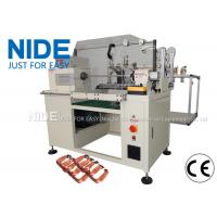 NIDE Stator Winding Machine Full-automatic transformers for multiple wire