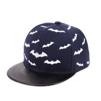 Wholesale Baby flat brim PU  hat snapback ace brand cap with printed any logo from china suppliers