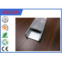 Wholesale Anodized Matte Treatment LED Aluminium Extrusion Profiles For LED Panel Light from china suppliers
