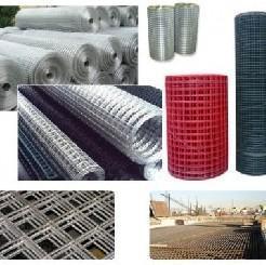 welded wire mesh (panels)