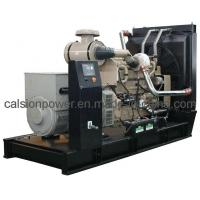 Wholesale 50Hz 375kVA Cummins Open Skid Diesel Generator Set (C375C) from china suppliers