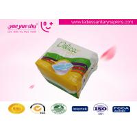 Quality Ultra ThinSoft CottonSanitary PadsWith Anion Herbal Chips OEM / ODM Acceptable for sale