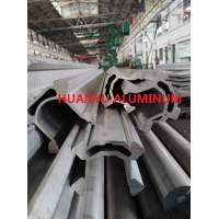 Buy cheap 5700mm Jumbo Boomer Aluminium Extruded Profiles For Tunneling from wholesalers