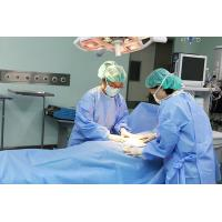 Wholesale Blue XXL Soft Disposable Medical Exam Gowns Prevent  Isolate Dust from china suppliers