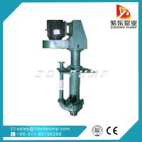 Buy cheap vertical submerged slurry pump SP mining dewatering pump from wholesalers