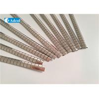 China BeCu Metal Strips EMI Shielding Gasket Beryllium Copper Contact Clip on sale