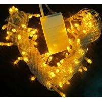 China Hot sale 120v yellow connectable fairy string lights 10m shenzhen factory for sale