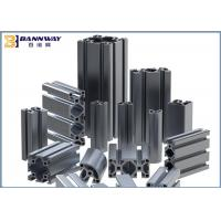Wholesale Bosch 2020 3030 4040 5050 6060 8080 100100 Aluminum T Section Extrusions AA6063 Material from china suppliers