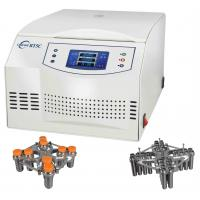 Wholesale Safety BT5C Variable Speed Centrifuge / Adjustable Time Benchtop Multi Pipe Centrifuge from china suppliers