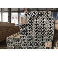 Wholesale Structural T Slot Extruded Aluminum Framing Systems T5 T6 Smooth Surface from china suppliers