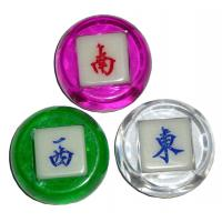 Wholesale Poly Dice, Available in Seven Different Colors from china suppliers