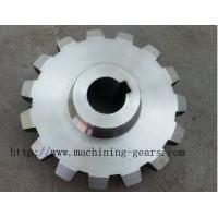 Best Large Diameter Gears Stainless Steel Chain Sprocket Wheel With Heat Treatment wholesale
