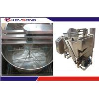 Wholesale 380v Chips Nuts Fryer Food Making Machine Full Automatic Food Grade Stainless Steel from china suppliers