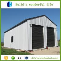 Wholesale HEYA prefab steel structure exhibition storage hall design construction company from china suppliers