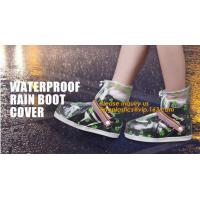 Wholesale PVC VAMP, PVC SOLE, PVC SHOES, PVC BOOTS,WATERPROOF RAIN BOOT COVER,reusable shoe rain cover ,waterproof safety rain boo from china suppliers