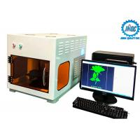 China Air Cooling 3D Inner Laser Engraving Machine 3D Photo Engraving Machine on sale
