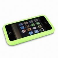 Wholesale Silicone case for iPhone 3G, OEM and ODM Orders are Welcome from china suppliers