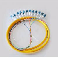 Wholesale PVC Jacketed 2 Meter SC SM Pigtail , Single Mode Fiber Pigtails Wide Wavelength from china suppliers