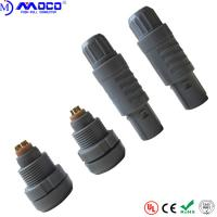 Wholesale 2P Series 8 Pin Plastic Push Pull Connectors For Transcranial Doppler Ultrasound from china suppliers