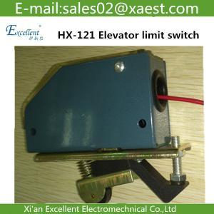 Wholesale Type HX-121   elevator vice door lock switch/elevator door switch from china suppliers
