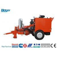 Wholesale Cummins Strong Power Hydraulic Cable Puller For Transmission Line Engine from china suppliers