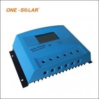 FCC / CE Solar Charger Controller 60A for solar power system PWM or MPPT for sale