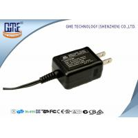 China OEM ODM 12v Switching Power Adapter , ac dc switching adapter with 2 Years Warranty on sale