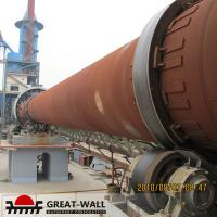 Buy cheap Lime Rotary Kiln wet process from wholesalers
