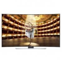 Wholesale Samsung UN65HU9000 Curved 65-Inch 4K Ultra HD 120Hz 3D Smart LED TV from china suppliers