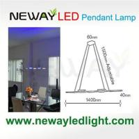 Wholesale Cordless Remote LED Direct Indirect Light Pendant Lamp 3W COB LED from china suppliers