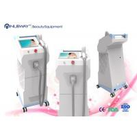 China DISCOUNT Medical CE 10 bars 808 epilator laser hair removal machine/ 808nm diode laser/ laser diodo hair removal machine on sale