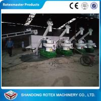 Wholesale Six Generation Wood Pellet Equipment 2-3 Tons Per Hour Biomass Pellet Production Line from china suppliers