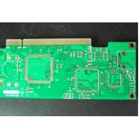 Wholesale Green Fr4 Single Layer PCB Printed Circuit Board, FR4 PCB Board for Medical Equipment from china suppliers