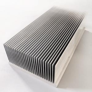 China Aluminum Heat Sink Radiator  AL 6063 T5 on sale