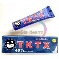 China TKTX 40% Deepest numb Special Effects Anesthetic Strong Numb Cream For Tattoo on sale