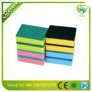 Wholesale nice sponge scourer,sponge scouring pad,sponge scourer/Good quality sponge scourer from china suppliers