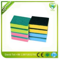 Buy cheap nice sponge scourer,sponge scouring pad,sponge scourer/Good quality sponge from wholesalers