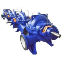 Wholesale Single Stage Double Suction Horizontal Split Case Pump High Efficiency from china suppliers