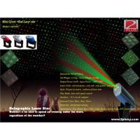 Buy cheap Mini Laser projector multi-effect automatic moving from wholesalers