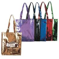Wholesale Shiny Metalic Laminated pp non woven Bag from china suppliers