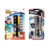 Wholesale Toy Story Buzz Stationery Set , Trans Formers Math Sets from china suppliers