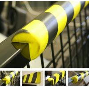 Best PU Foam Edge Impact Protector Anti Collision Strip Bumper Guards Self Adhesive Edge Guard wholesale