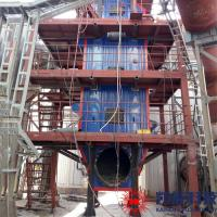 China Industrial Kiln Waste Heat Boiler / Waste Heat Recovery From Flue Gases for sale