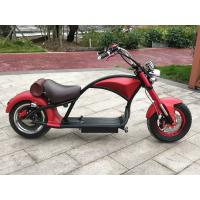 Wholesale Handleber Acceleration Electric City Bike Aluminium Alloy Color Red 50km/h High Speed from china suppliers